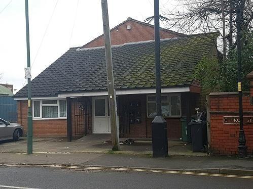 Thumbnail Studio to rent in Church Street, Wednesbury