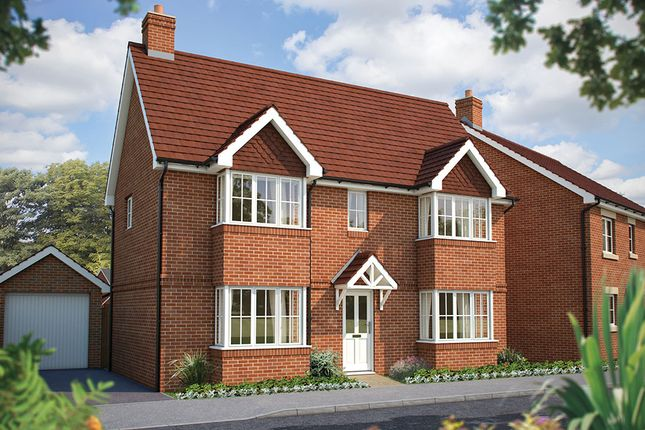 """3 bedroom detached house for sale in """"The Sheringham"""" at Winchester Road, Hampshire, Botley"""