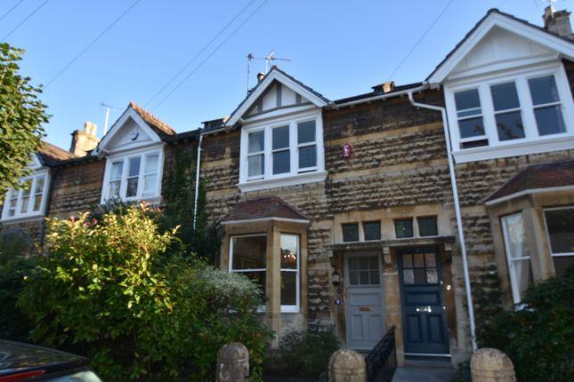 Thumbnail Terraced house for sale in Rockliffe Road, Bathwick, Bath