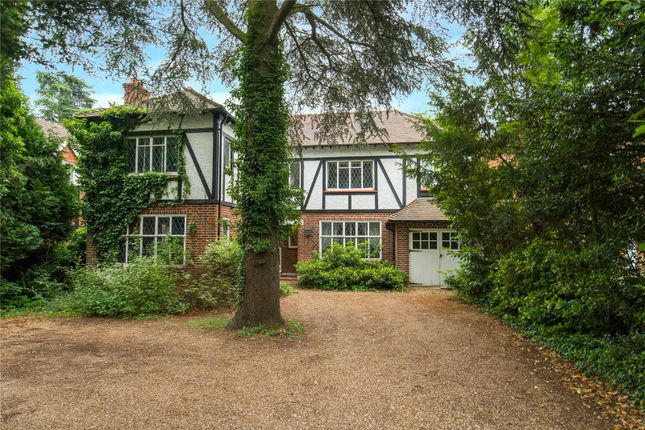 Thumbnail Detached house for sale in Uxbridge Road, Harrow