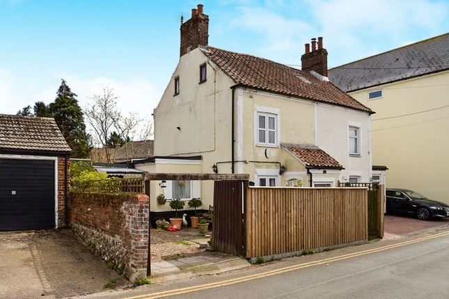 Thumbnail Semi-detached house for sale in Theatre Street, Swaffham