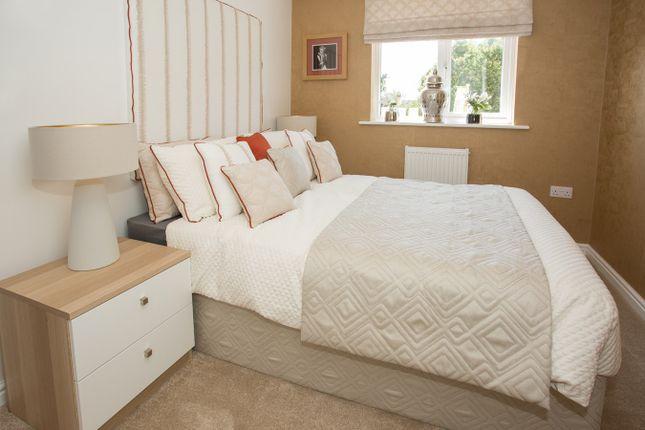 Bedroom of Plot 98, Kilkenny, Briar Lea Park, Longtown, Carlisle CA6