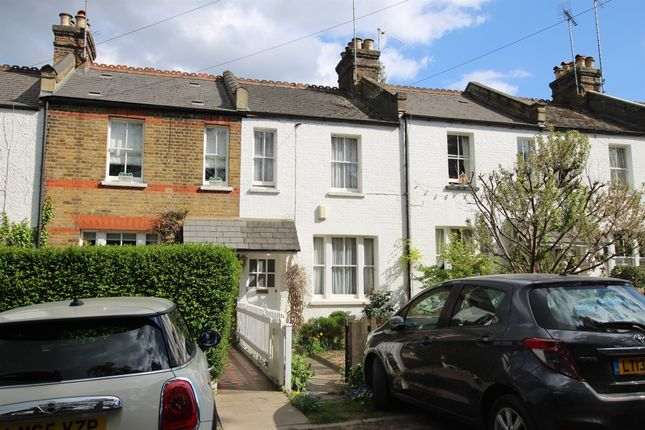 Thumbnail Terraced house for sale in St. Johns Terrace, Enfield