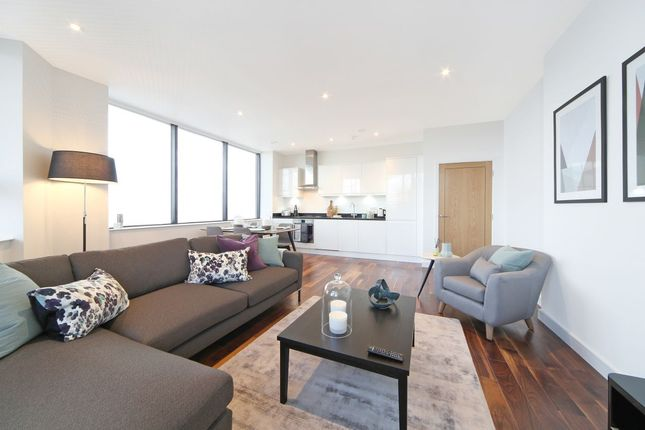 Thumbnail Flat to rent in The Hub 53-61 College Road, Harrow