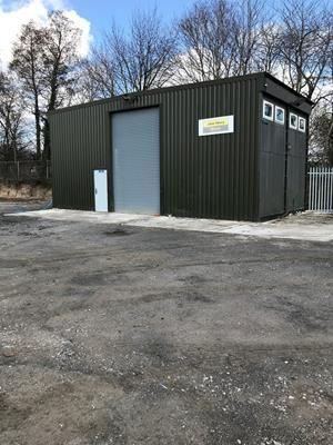 Thumbnail Land to let in Unit 3Gb, Barleycastle Trading Estate, Barleycastle Lane, Warrington, Cheshire