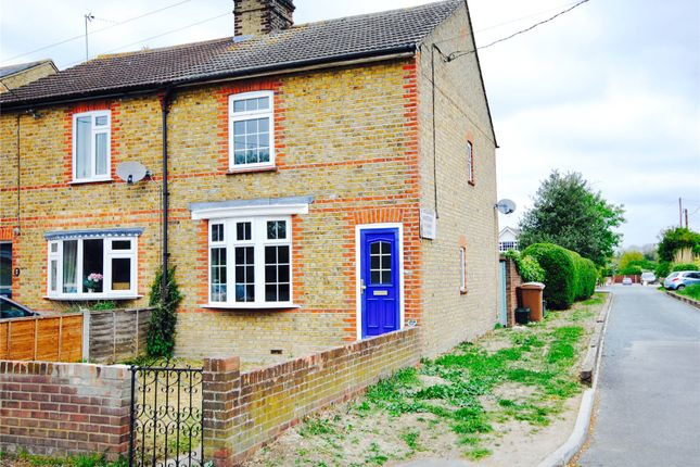 Thumbnail Semi-detached house for sale in School Lane, Broomfield, Chelmsford, Essex