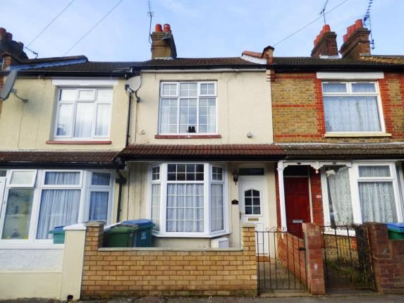 Thumbnail Terraced house for sale in Chester Road, Watford, Hertfordshire