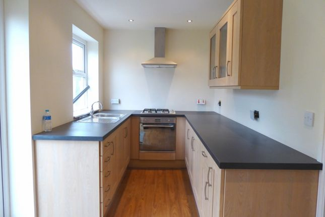 Thumbnail Semi-detached house to rent in The Crescent, Langley Park, Durham