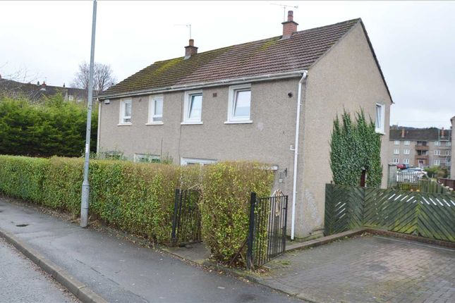 Thumbnail Semi-detached house for sale in Rowantree Avenue, Rutherglen, Glasgow
