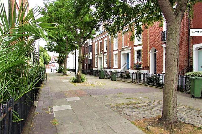 Thumbnail Town house to rent in King Street, Southsea