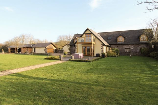 Barn conversion for sale in The Granary, Lower Maerdy Farm, Llangeview, Usk, Monmouthshire