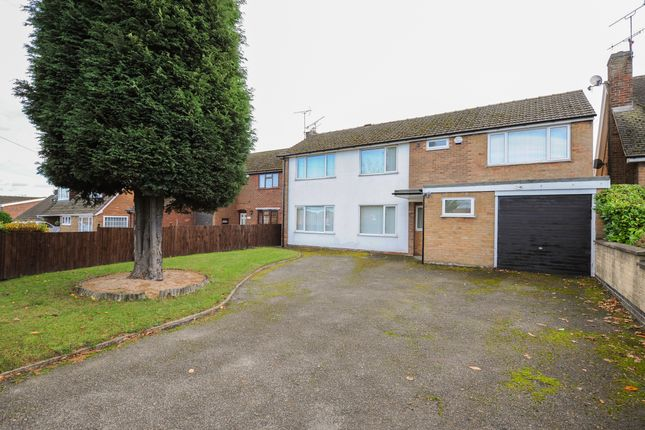 Thumbnail Detached house for sale in Middlecroft Road South, Staveley, Chesterfield