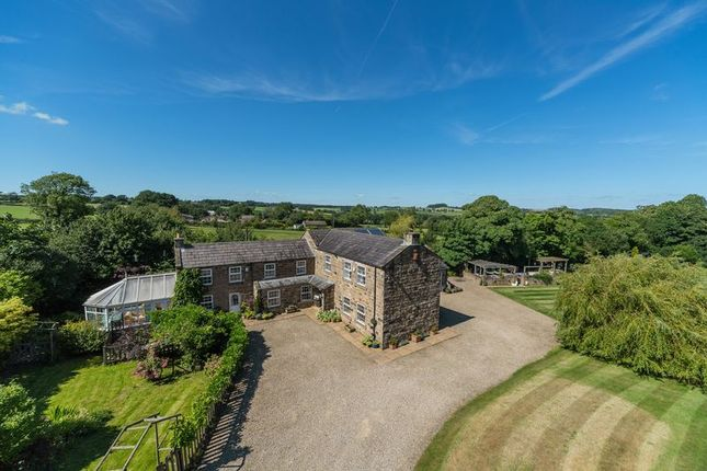Thumbnail Detached house for sale in Bishop Thornton, Harrogate