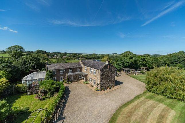 Detached house for sale in Bishop Thornton, Harrogate