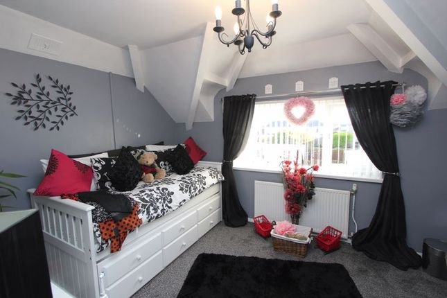 Bedroom Two of Pantycelyn Place, St. Athan, Barry CF62