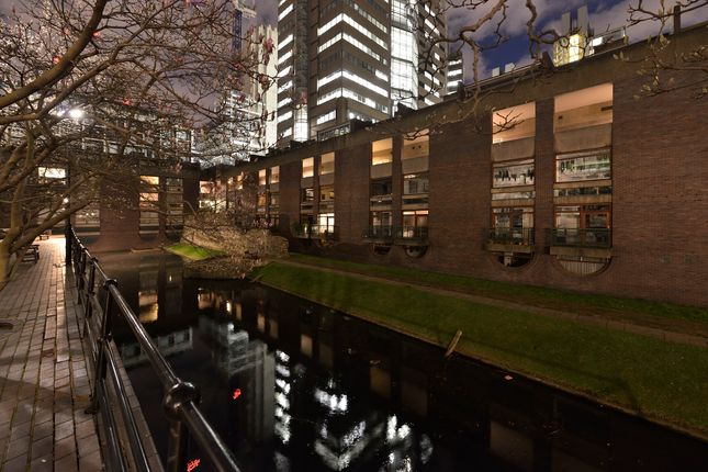 Thumbnail Town house to rent in Wallside, Barbican