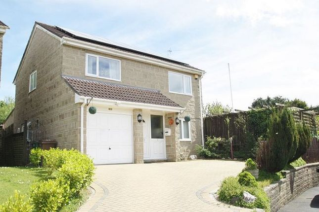 Thumbnail Detached house for sale in Colston Close, Plymouth