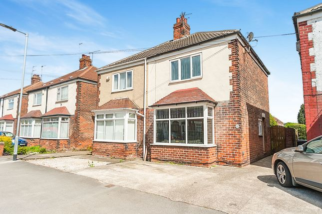 Thumbnail Semi-detached house for sale in Oban Avenue, Hull