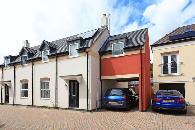 Thumbnail Semi-detached house for sale in Hartshorne Court, Blews Hill, Dawley, Telford