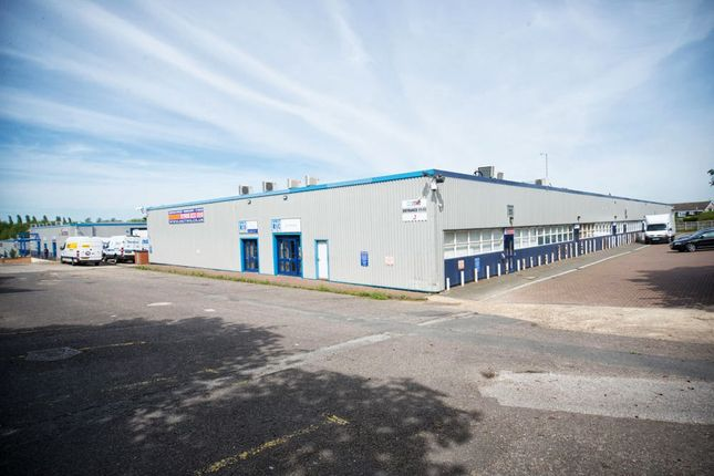 Industrial to let in 1-9 Barton Road, Mk:Two Business Centre, Milton Keynes