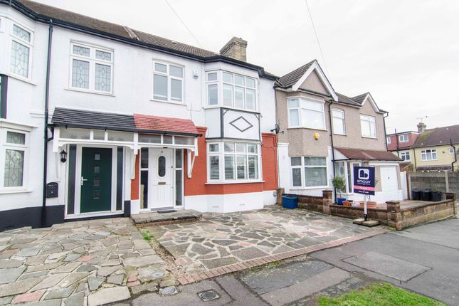Thumbnail Terraced house for sale in Greenstead Gardens, Woodford Green