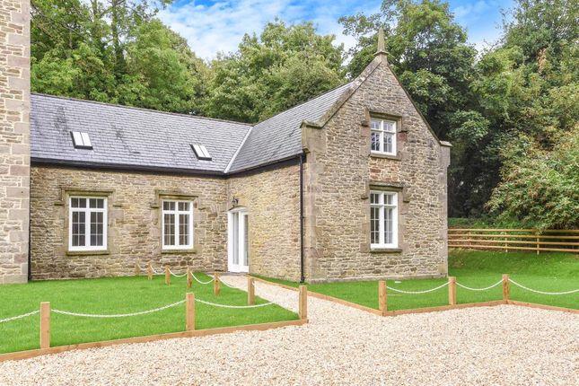 Thumbnail Semi-detached house to rent in Norton Manor Park, Presteigne