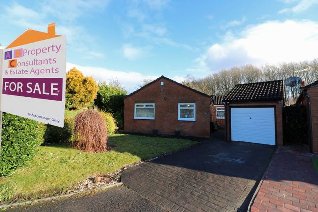 Thumbnail Detached bungalow for sale in Bracadale Grove, Baillieston