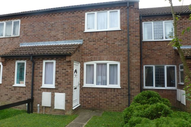 Thumbnail Terraced house for sale in Gainsborough Avenue, Diss