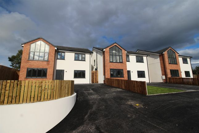 Thumbnail Detached house for sale in Downham Road North, Heswall, Wirral