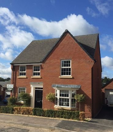 Thumbnail Detached house to rent in Blakes Way, Coleford