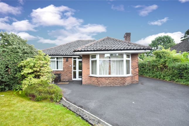 Thumbnail Bungalow for sale in Barnhill Road, Prestwich, Manchester