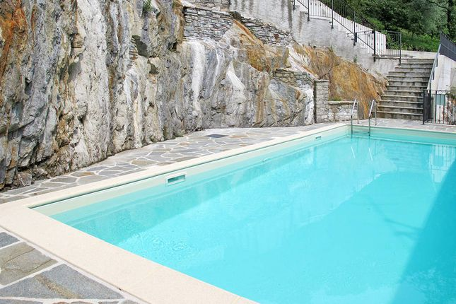 Swimming Pool  of Ma016, Via La Torre - San Siro (Co), Italy