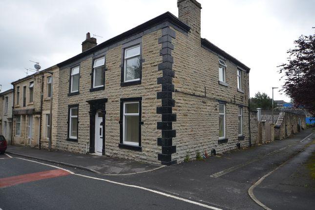 Thumbnail Flat to rent in Bedsit, Kay Street, Darwen