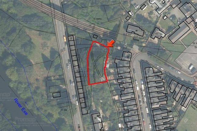 Property for sale in Rear Of Haldon Road, St Davids, Exeter