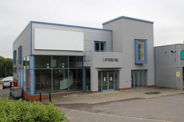 Thumbnail Retail premises to let in Hawthorn House, Romans Business Park, Farnham, Surrey
