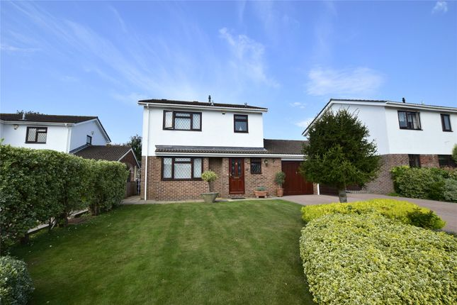 Thumbnail Link-detached house for sale in The Meadows, Hanham, Bristol