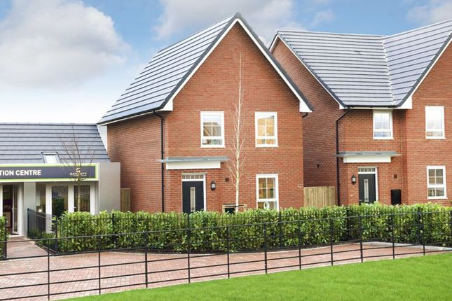 "Thumbnail Detached house for sale in ""Barwick"" at Birch Road, Walkden, Manchester"