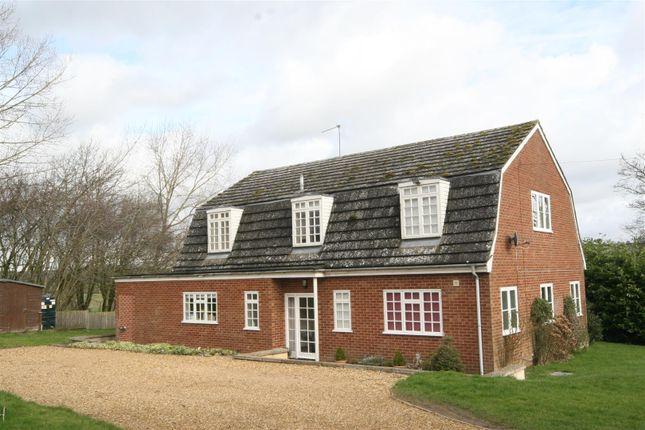 Thumbnail Detached house to rent in Stockerston, Oakham, Rutland