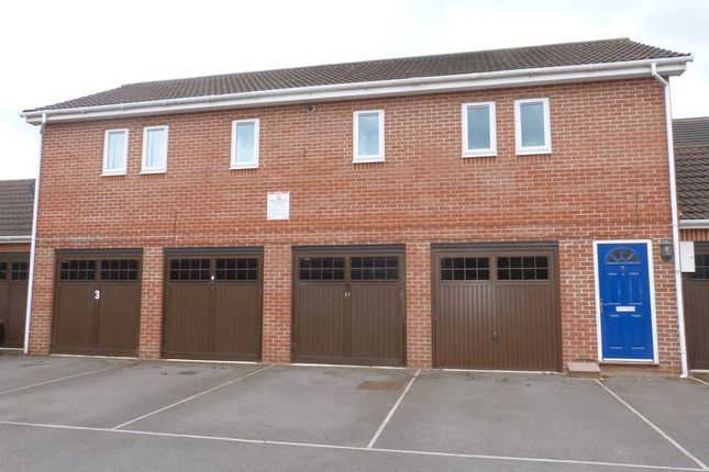 Thumbnail Detached house to rent in Mildenhall Way Kingsway, Quedgeley, Gloucester