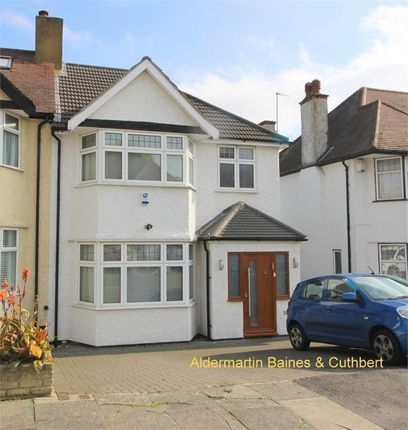 4 bed semi-detached house for sale in Holders Hill Drive, London