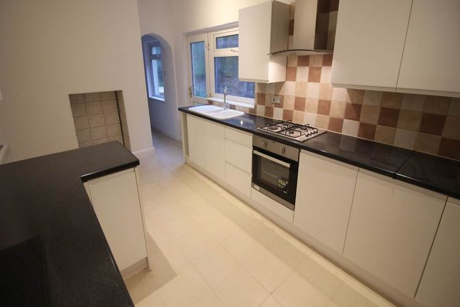 Thumbnail Terraced house to rent in Llanthewy Road, Newport, Gwent