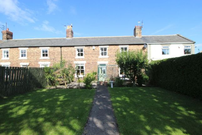 Thumbnail Terraced house for sale in First Row, Ashington