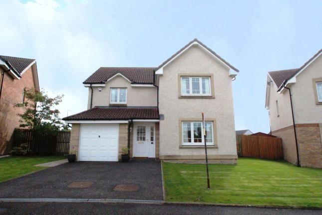 Thumbnail Detached house for sale in Bentinck Grange, East Kilbride, Glasgow