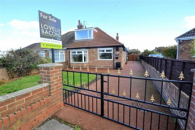 Thumbnail Bungalow for sale in Terrington Place, Cleethorpes