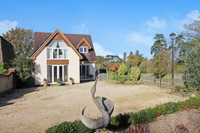 Thumbnail Detached house for sale in Wellhead Drove, Westbury