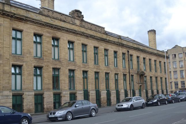 Thumbnail Flat for sale in Colonial Buildings, Sunbridge Road, Bradford