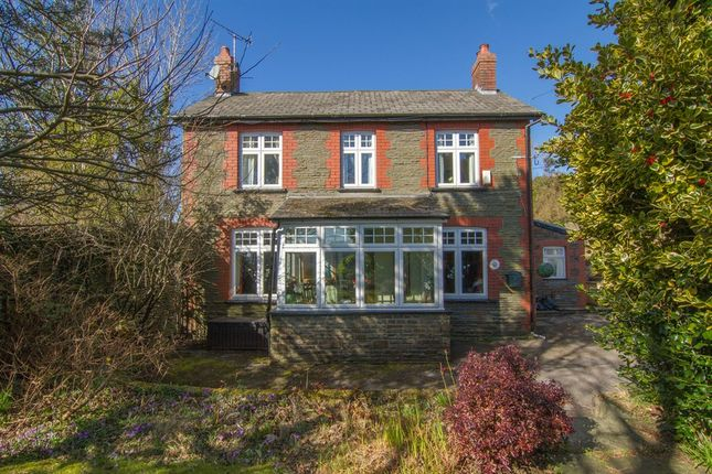 Thumbnail Detached house for sale in Rock Cottages, Graigwen, Pontypridd