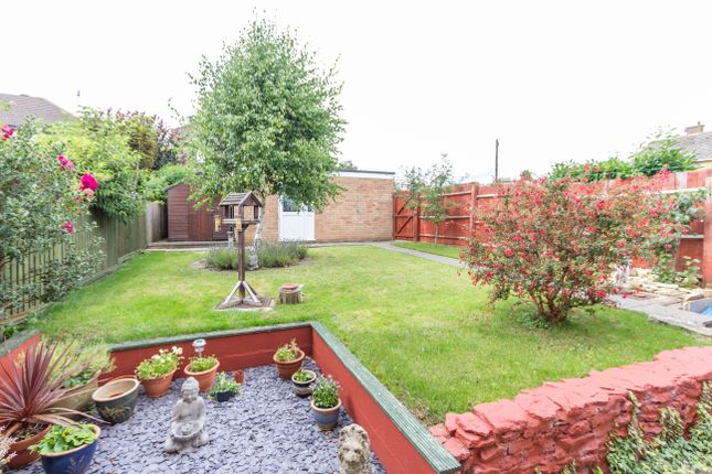Rear Garden of Abbots Way, Wellingborough NN8