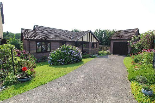 Thumbnail Detached bungalow for sale in Chandlers Reach, Llantwit Fardre, Pontypridd, Rhondda, Cynon, Taff.