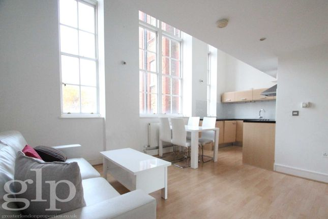 Thumbnail Flat to rent in Batchelor Street, Islington